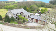 £550,000 - 3 Bedroom Grade II Listed Former Water Mill For Sale in Trewen area – click for details