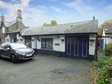 Spacious bungalow and former shop unit in need of refurbishment and modernisation...
